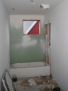 Small Full  Bathroom 2nd Floor